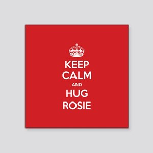 Hug Rosie Sticker