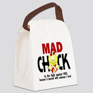 MDS Mad Chick 1 Canvas Lunch Bag