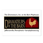 Dramateurs Postcards (Package of 8)