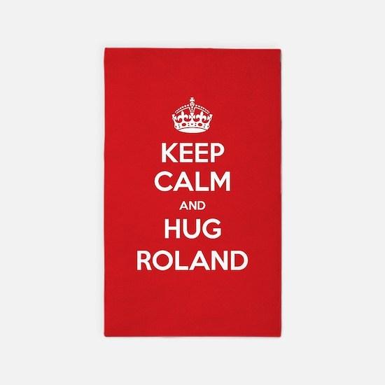 Hug Roland 3'x5' Area Rug