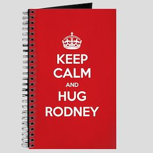Hug Rodney Journal