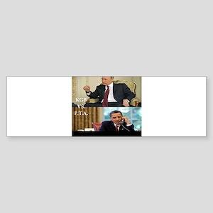 putin-obama Bumper Sticker