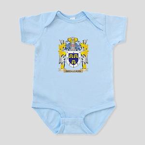 Bridgeman Coat of Arms - Family Crest Body Suit