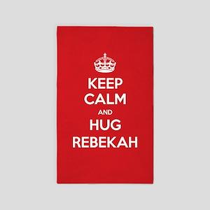 Hug Rebekah 3'x5' Area Rug