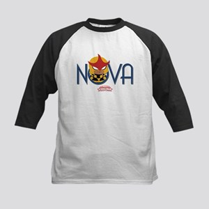 Nova Mini Kids Baseball Jersey