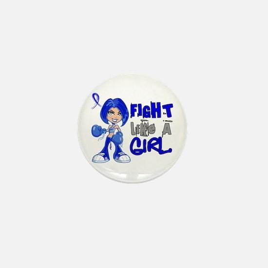 Histiocytosis FLAG 42.8 Mini Button