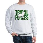 Tribal Forces Logo Light Sweatshirt