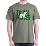 Tribal Forces Logo Dark T-Shirt
