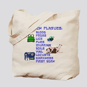 The Ten Plagues Tote Bag