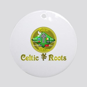 Celtic Roots.:-) Ornament (Round)