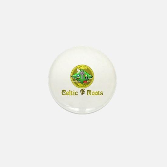 Celtic Roots.:-) Mini Button