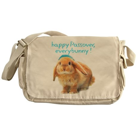 happy-Passover.png Messenger Bag