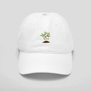 Tomato Plant Baseball Cap