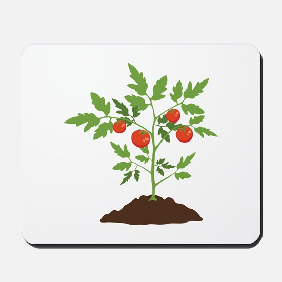 Tomato Plant Mousepad