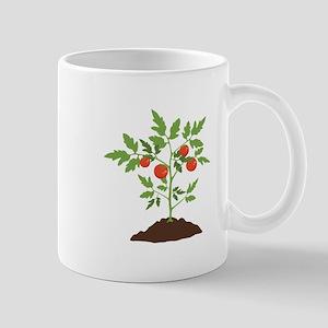 Tomato Plant Mugs