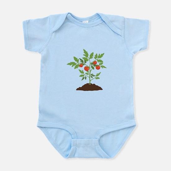 Tomato Plant Body Suit