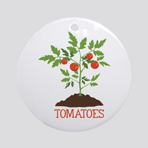 TOMATOES Ornament (Round)