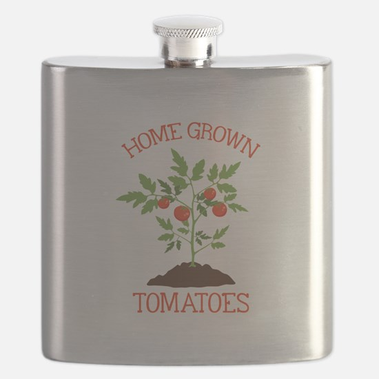 HOME GROWN TOMATOES Flask