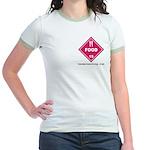 Food Women's Ringer T-Shirt