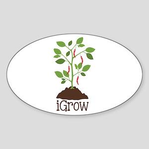 iGrow Sticker