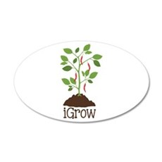 iGrow Wall Decal