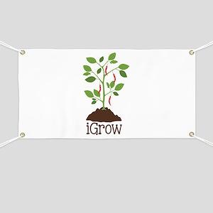 iGrow Banner