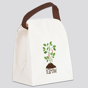 iGrow Canvas Lunch Bag