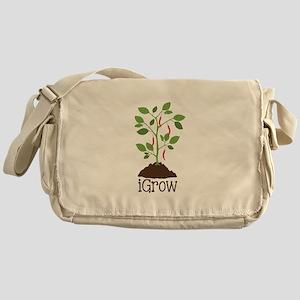 iGrow Messenger Bag