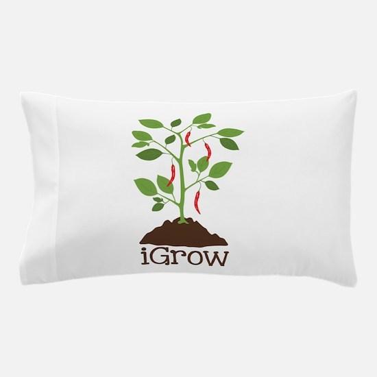 iGrow Pillow Case