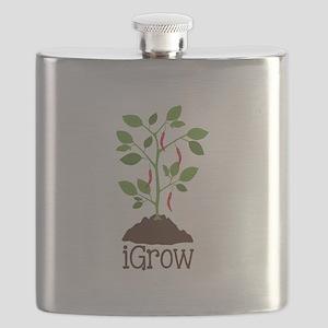 iGrow Flask
