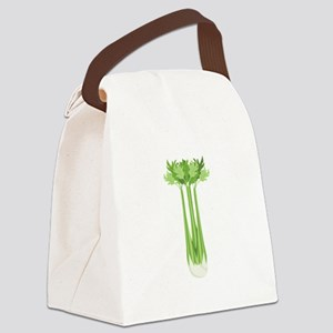 Celery Stalk Canvas Lunch Bag