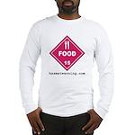 Food Long Sleeve T-Shirt