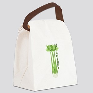 CeLeRy Canvas Lunch Bag