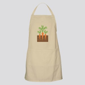 Carrot Plants Apron