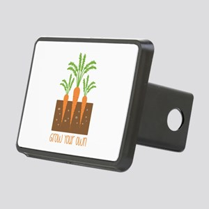Grow Your Own Hitch Cover