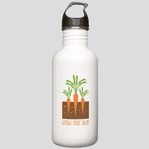 Grow Your Own Water Bottle