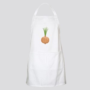 Onion with Leaves Apron