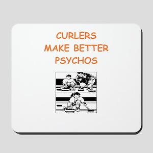 curler Mousepad