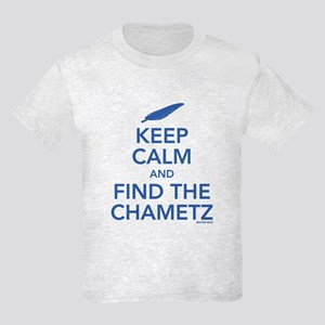 Keep Calm - Find Chametz Kids Light T-Shirt