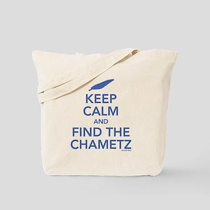 Keep Calm - Find Chametz Tote Bag