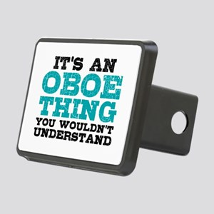 Oboe Thing Rectangular Hitch Cover