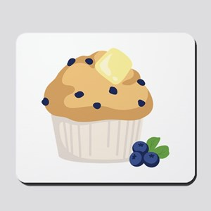 Blueberry Muffin Mousepad