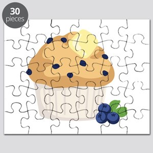 Blueberry Muffin Puzzle