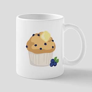 Blueberry Muffin Mugs