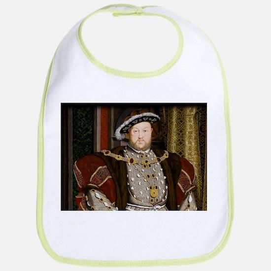 Henry VIII. Bib