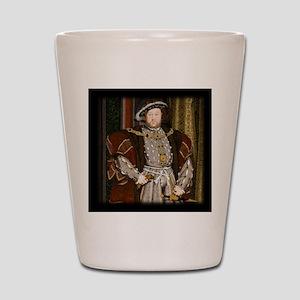 Henry VIII. Shot Glass