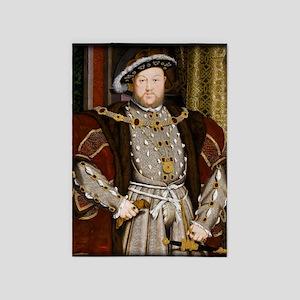 Henry VIII. 5'x7'Area Rug