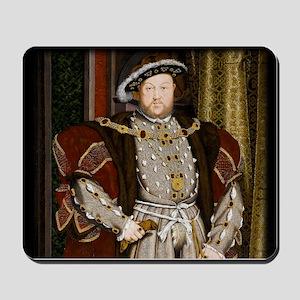 Henry VIII. Mousepad