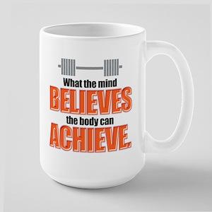 BELIEVE/ACHIEVE Large Mug