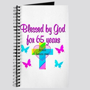 JESUS LOVE 65TH Journal